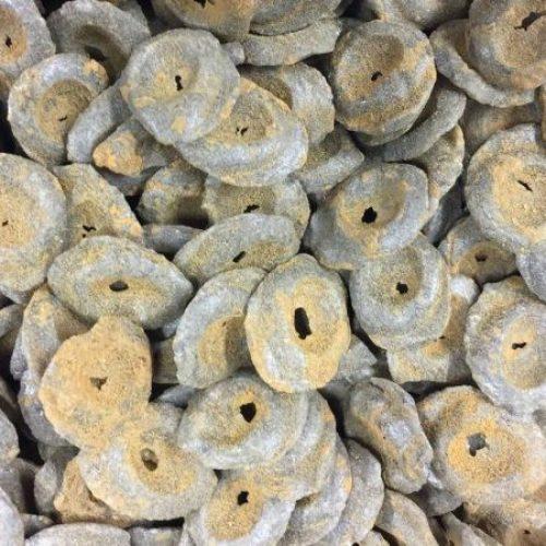 What is salty licorice or salmiac? Namitupa